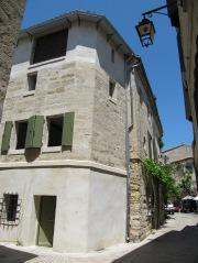 Rue Saint Roman, façade