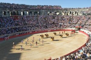 Féria de Nîmes, la Pentecôte