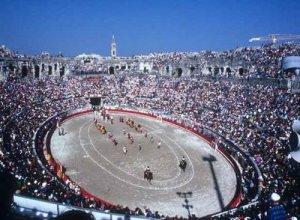 Feria de Pentecostés de Nimes