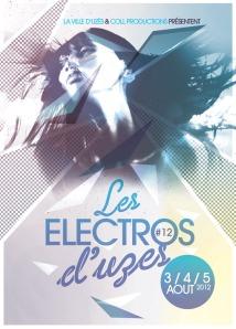Festival les Electros d'Uzès